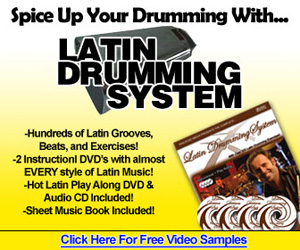 latin drumming system