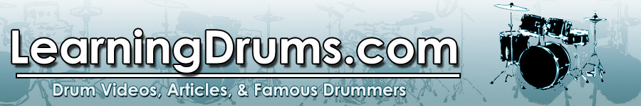 header learning drums